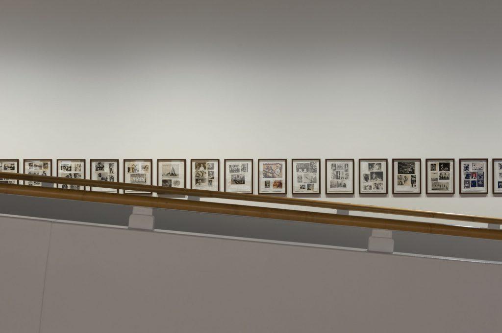 Robert Crotla, Archiv, 2006 - 2008. Foto: Lenbachhaus, München