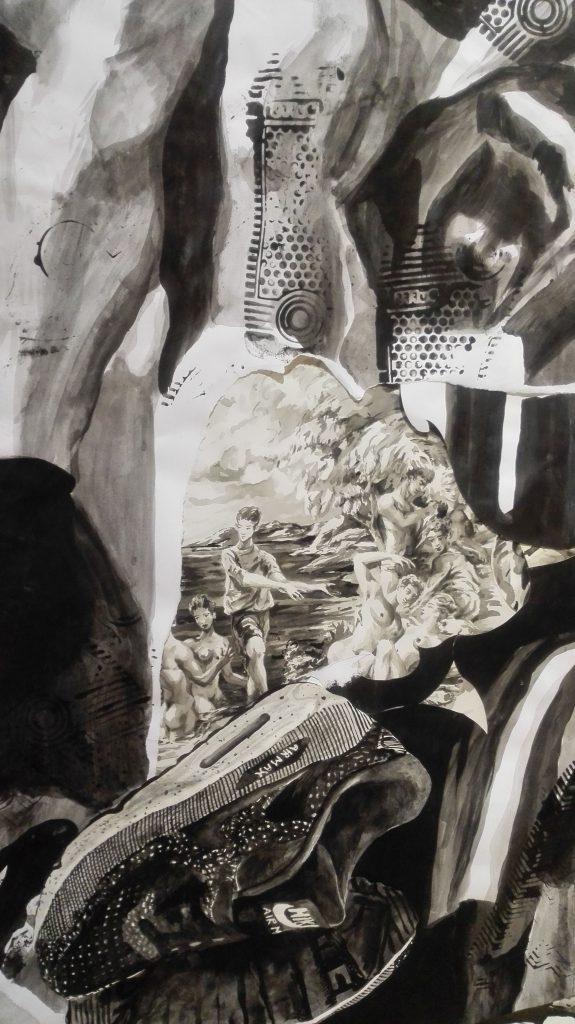 Andreas Chwatal, Bataclan, Ausschnitt