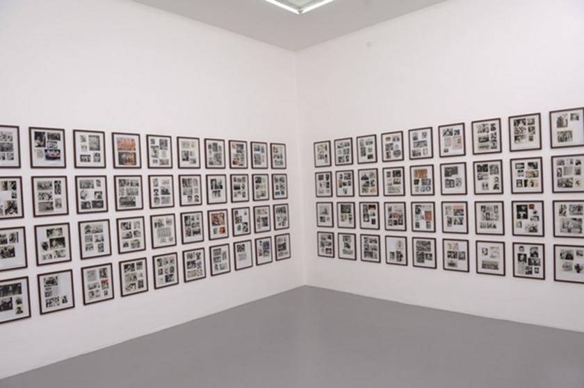 Robert Crotla, Archiv, 2006-2008, Galerie Christine Mayer, Courtesy der Künstler