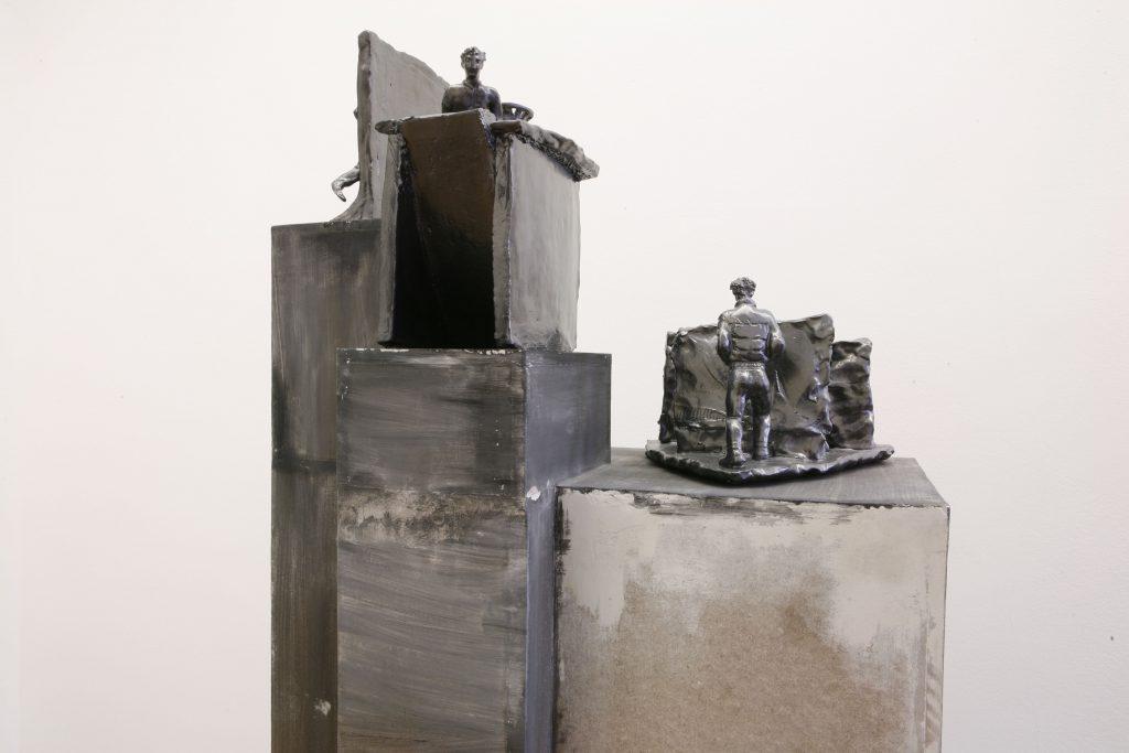 Andreas Chwatal, E20 Lieu de drague, 2015, Keramik