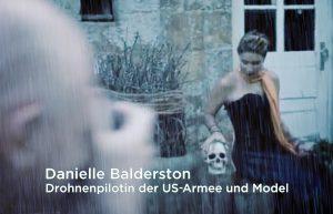 Still aus DUAL-USE III: Kampfmodel, 3 Min., Franz Wanner, 2016