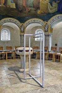 Erlöserkirche München, Carsten Nolte